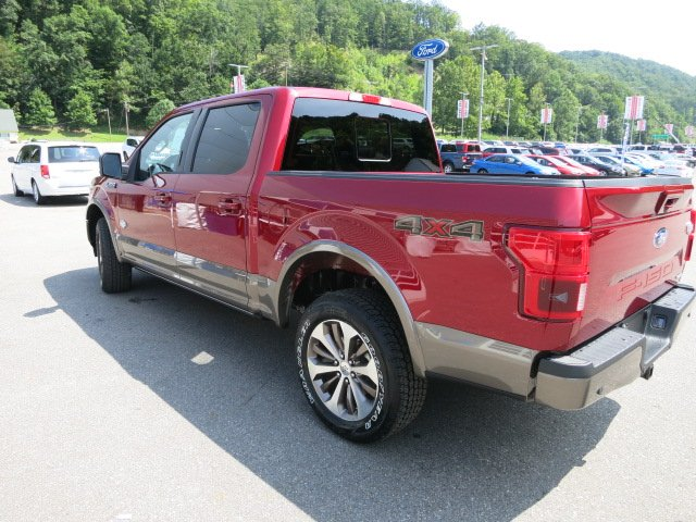 2018 F-150 Crew Cab 4x4 Pickup #18F005 - photo 2