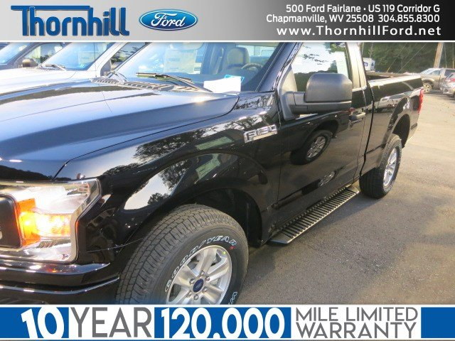 2018 F-150 Regular Cab 4x4, Pickup #18F012 - photo 1