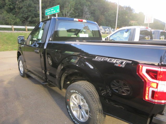 2018 F-150 Regular Cab 4x4, Pickup #18F012 - photo 2