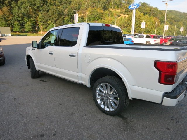2018 F-150 Crew Cab 4x4 Pickup #18F015 - photo 2