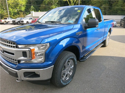 2018 F-150 Super Cab 4x4 Pickup #18F016 - photo 1