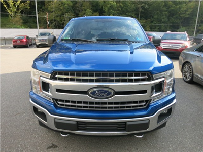 2018 F-150 Super Cab 4x4 Pickup #18F016 - photo 3