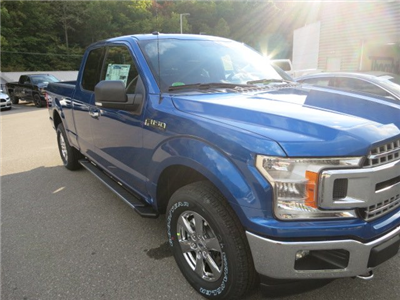 2018 F-150 Super Cab 4x4 Pickup #18F016 - photo 4