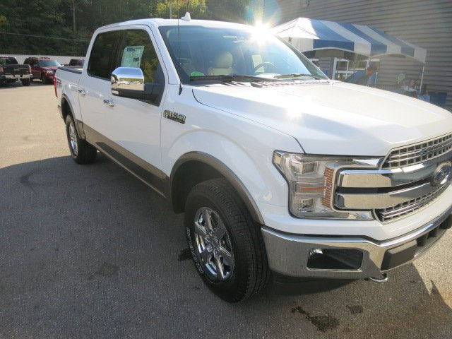 2018 F-150 Crew Cab 4x4 Pickup #18F022 - photo 4