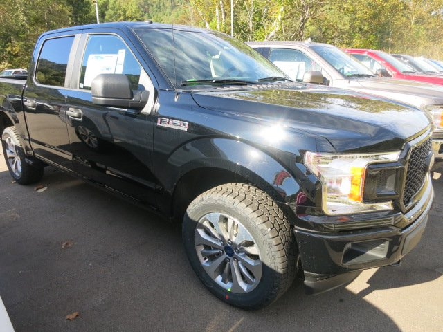 2018 F-150 Crew Cab 4x4 Pickup #18F025 - photo 4