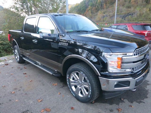 2018 F-150 SuperCrew Cab 4x4,  Pickup #18F027 - photo 4