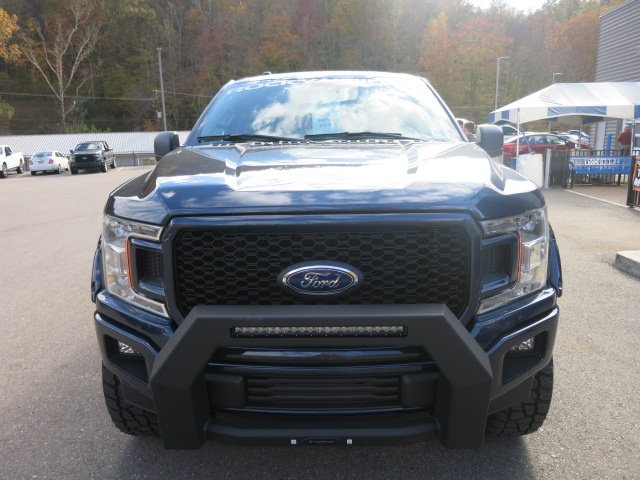 2018 F-150 Crew Cab 4x4 Pickup #18F028 - photo 3