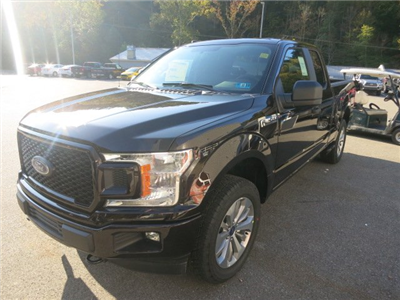 2018 F-150 Super Cab 4x4 Pickup #18F035 - photo 1