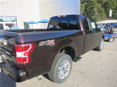 2018 F-150 Super Cab 4x4, Pickup #18F035 - photo 7