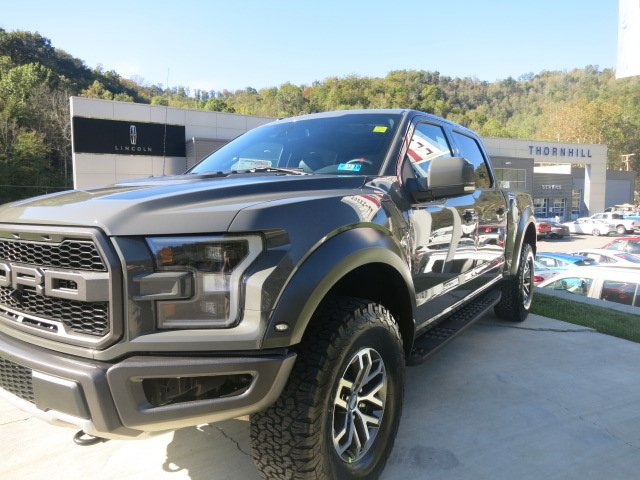 2018 F-150 Crew Cab 4x4 Pickup #18F036 - photo 3