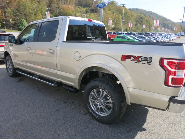 2018 F-150 Crew Cab 4x4 Pickup #18F058 - photo 2
