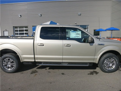 2018 F-150 Crew Cab 4x4 Pickup #18F058 - photo 5