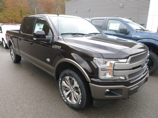 2018 F-150 Crew Cab 4x4 Pickup #18F063 - photo 4