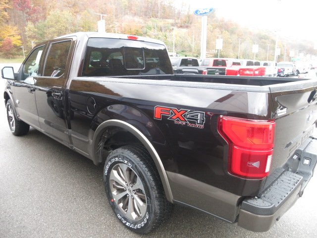 2018 F-150 Crew Cab 4x4 Pickup #18F063 - photo 2