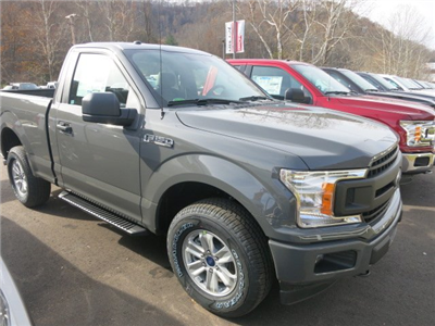 2018 F-150 Regular Cab 4x4, Pickup #18F083 - photo 4