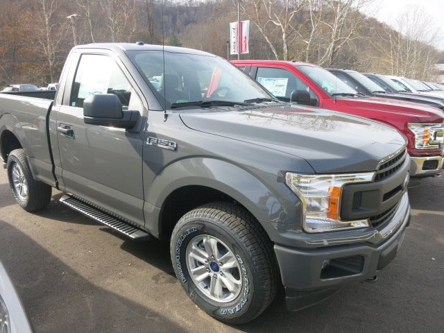 2018 F-150 Regular Cab 4x4,  Pickup #18F084 - photo 4
