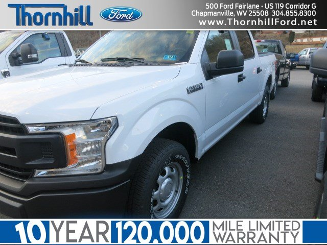 2018 F-150 Crew Cab 4x4, Pickup #18F127 - photo 1