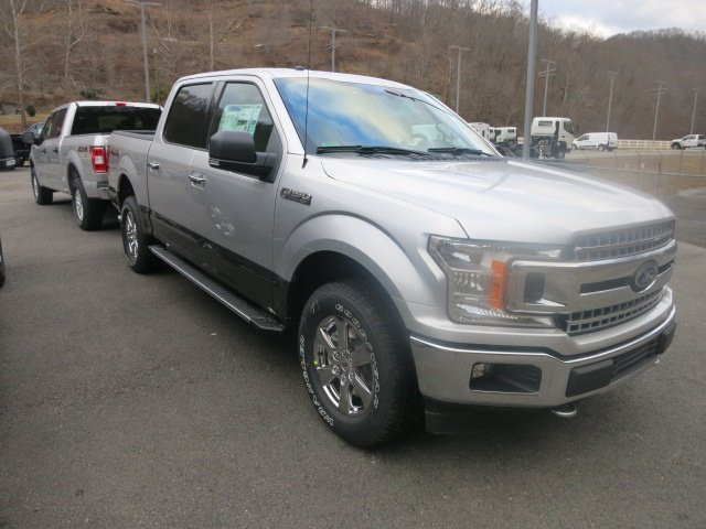 2018 F-150 SuperCrew Cab 4x4,  Pickup #18F204 - photo 4