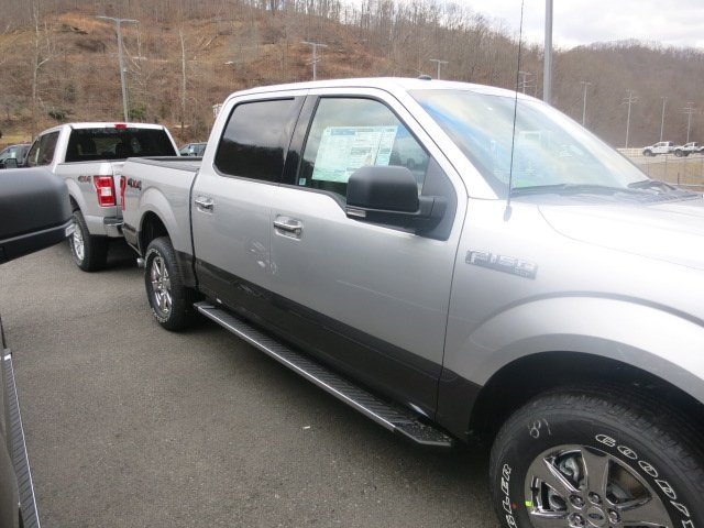 2018 F-150 SuperCrew Cab 4x4,  Pickup #18F204 - photo 5