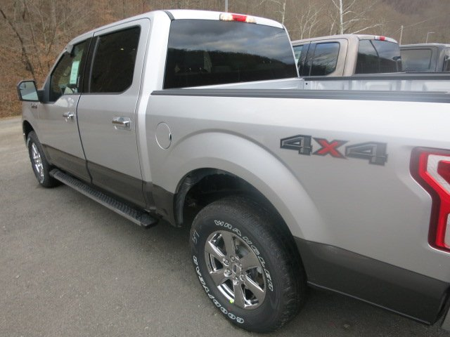 2018 F-150 SuperCrew Cab 4x4,  Pickup #18F204 - photo 2