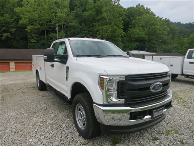 2018 F-350 Super Cab 4x4,  Service Body #18F455 - photo 4