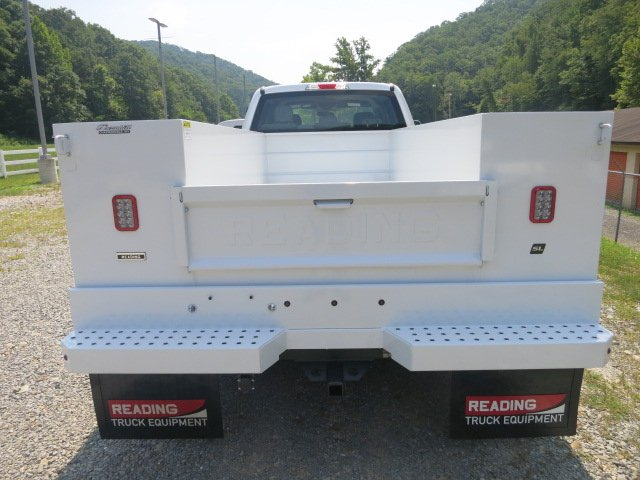 2018 F-350 Crew Cab DRW 4x4,  Reading Service Body #18F534 - photo 6