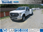 2018 F-350 Crew Cab DRW 4x4,  Reading Service Body #18F534 - photo 1
