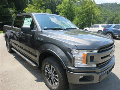 2018 F-150 SuperCrew Cab 4x4,  Pickup #18F544 - photo 4