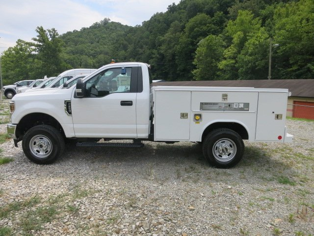 2018 F-250 Regular Cab 4x4,  Reading Service Body #18F565 - photo 8