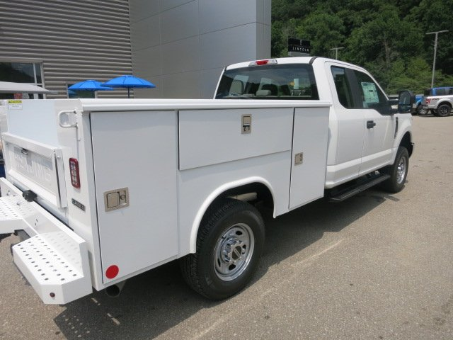 2018 F-250 Super Cab 4x4,  Reading Classic II Steel Service Body #18F573 - photo 6