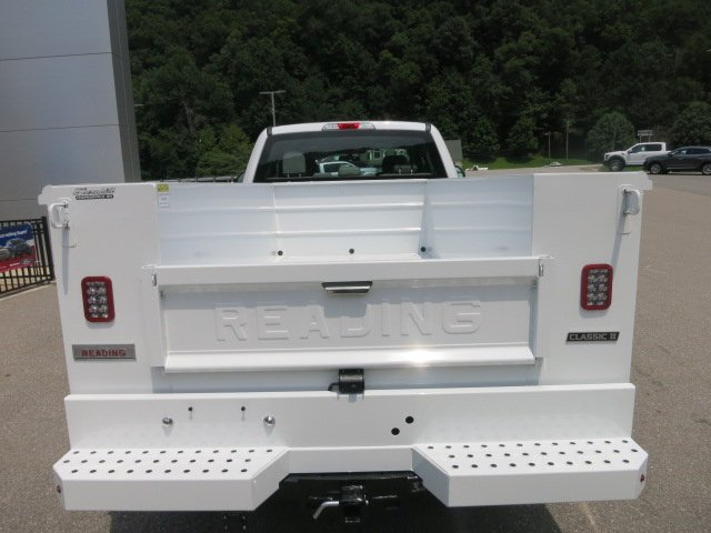 2018 F-250 Super Cab 4x4,  Reading Classic II Steel Service Body #18F573 - photo 7