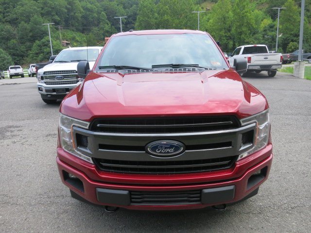 2018 F-150 SuperCrew Cab 4x4,  Pickup #18F578 - photo 3