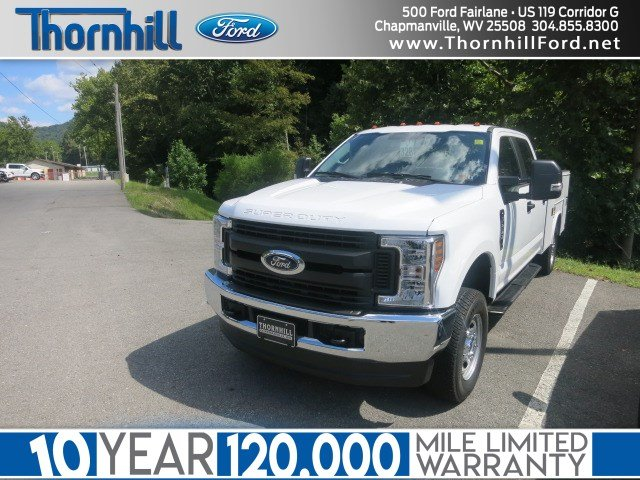 2018 F-250 Crew Cab 4x4,  Reading SL Service Body #18F604 - photo 1