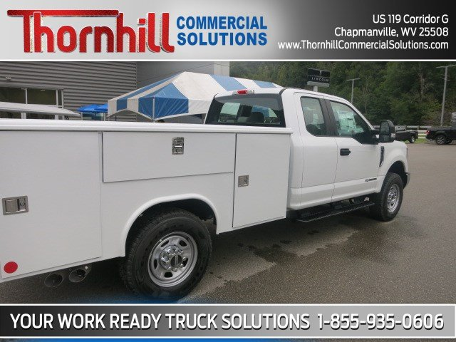 2018 F-350 Super Cab 4x4,  Reading Classic II Steel Service Body #18F682 - photo 6