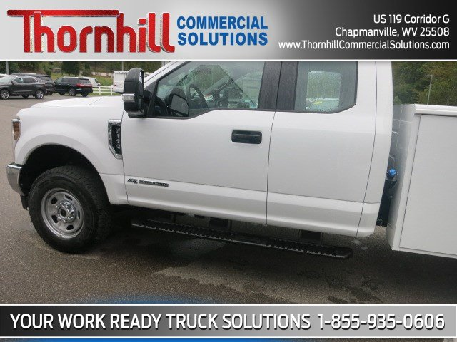 2018 F-350 Super Cab 4x4,  Reading Classic II Steel Service Body #18F682 - photo 9