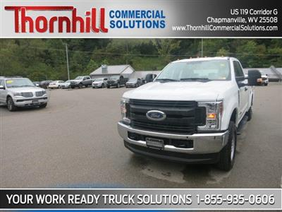 2018 F-350 Super Cab 4x4,  Reading Classic II Steel Service Body #18F682 - photo 1