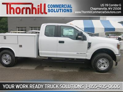 2018 F-350 Super Cab 4x4,  Reading Classic II Steel Service Body #18F682 - photo 5