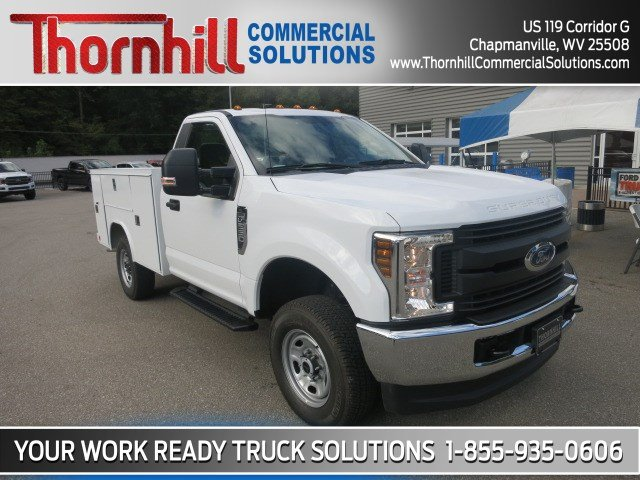 2018 F-250 Regular Cab 4x4,  Reading SL Service Body #18F693 - photo 4