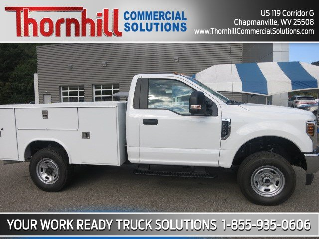 2018 F-250 Regular Cab 4x4,  Reading SL Service Body #18F693 - photo 5
