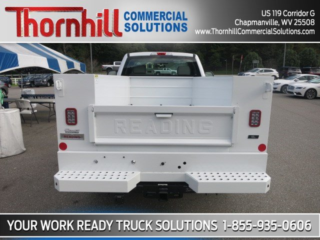 2018 F-250 Regular Cab 4x4,  Reading SL Service Body #18F693 - photo 7
