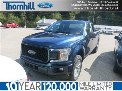 2018 F-150 Super Cab 4x4,  Pickup #18F699 - photo 1