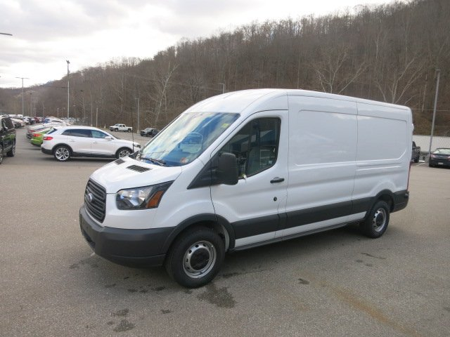 2018 Transit 150 Med Roof 4x2,  Empty Cargo Van #18F755 - photo 1