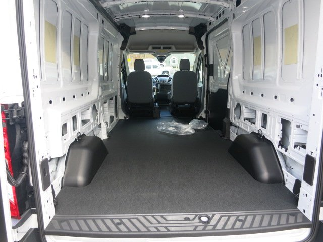 2018 Transit 150 Med Roof 4x2,  Empty Cargo Van #18F755 - photo 2