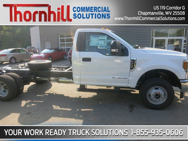2019 F-350 Regular Cab DRW 4x4,  Cab Chassis #19F003 - photo 5