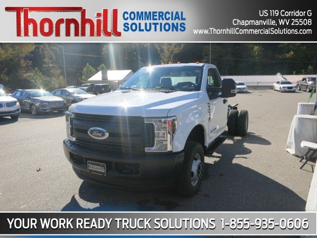 2019 Ford F-350 Regular Cab DRW 4x4, Cab Chassis #19F047 - photo 1
