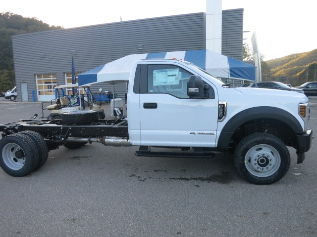 2019 F-550 Regular Cab DRW 4x4,  Cab Chassis #19F049 - photo 5