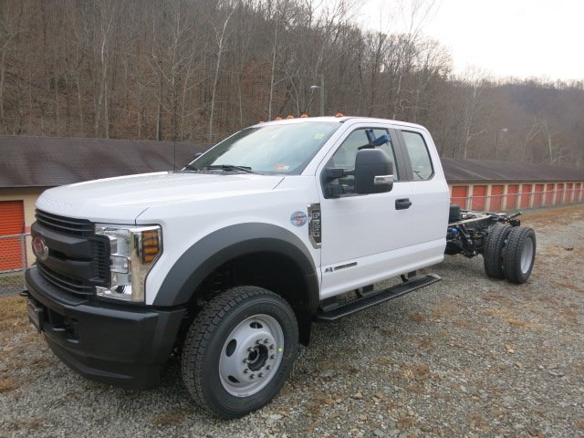 2019 F-550 Super Cab DRW 4x4,  Cab Chassis #19F114 - photo 6