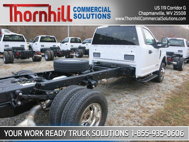 2019 F-350 Regular Cab DRW 4x4,  Cab Chassis #19F117 - photo 2