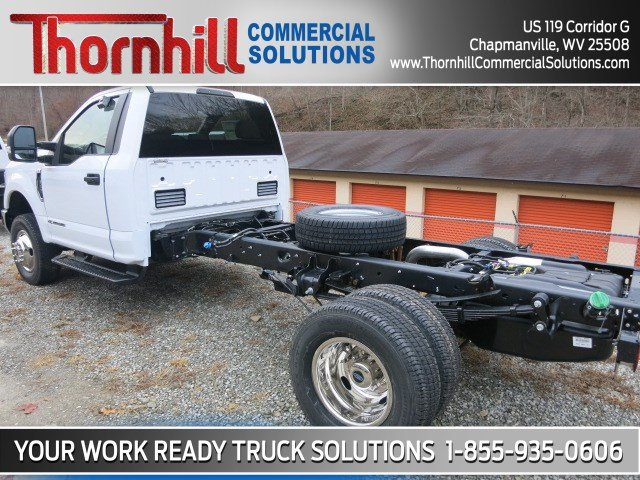 2019 F-350 Regular Cab DRW 4x4,  Cab Chassis #19F117 - photo 4