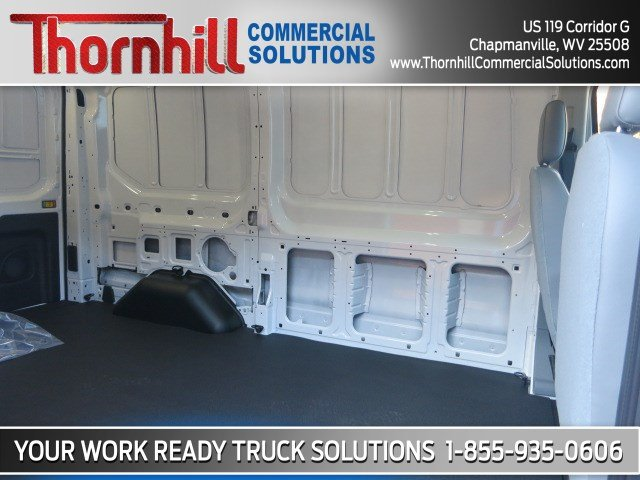 2019 Transit 250 Med Roof 4x2,  Empty Cargo Van #19F156 - photo 4